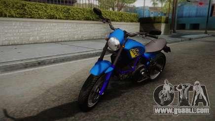 GTA 5 Pegassi Esskey for GTA San Andreas