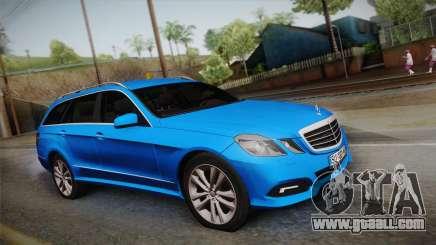 Mercedes-Benz W212 E-class for GTA San Andreas