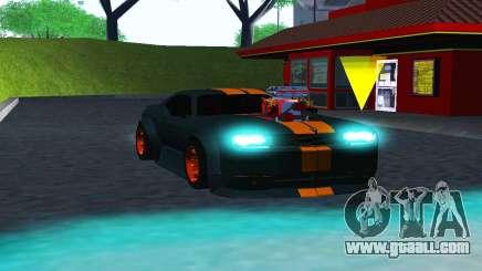 DODGE CHALLENGER SRT8 POWER for GTA San Andreas