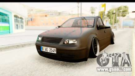 Volkswagen Bora Pickup for GTA San Andreas