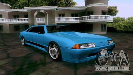 Elegy Sedan for GTA San Andreas