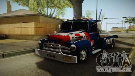 GMC 4100 1950 GRUA for GTA San Andreas