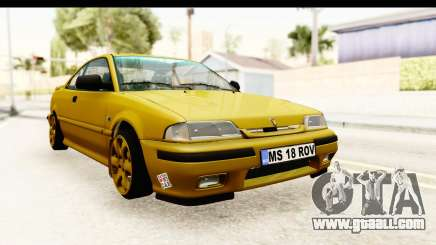 Rover 220 Gold Edition for GTA San Andreas