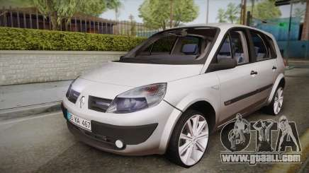 Renault Scenic II for GTA San Andreas