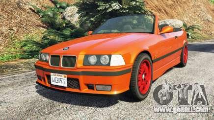 BMW 328i (E36) M-Sport v1.1 [replace] for GTA 5