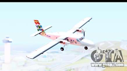 DHC-6-400 Cayman Airways for GTA San Andreas