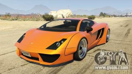 Pegassi Vacca RocketCow Widebody for GTA 5
