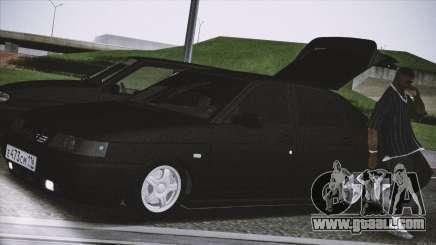 VAZ 2112 for GTA San Andreas