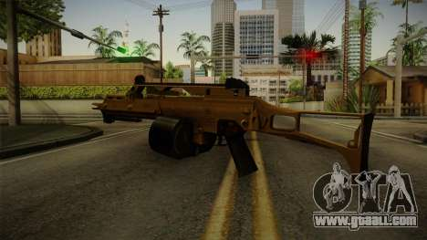 HK G36C v2 for GTA San Andreas third screenshot