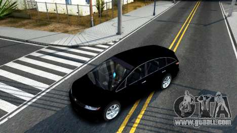 2010 Dinka Perennial Unmarked for GTA San Andreas inner view