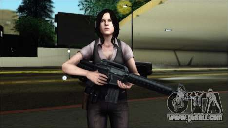 Resident Evil 6 - Helena Usa Outfit for GTA San Andreas