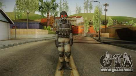 Resident Evil ORC - USS v1 for GTA San Andreas second screenshot