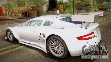 Aston Martin Racing DBR9 2005 v2.0.1 YCH for GTA San Andreas left view