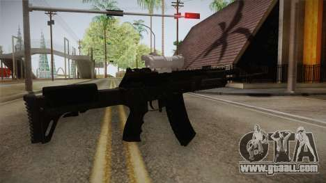 Call of Duty Ghosts - AK-12 with Scope for GTA San Andreas third screenshot