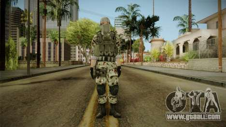 Resident Evil ORC Spec Ops v1 for GTA San Andreas second screenshot