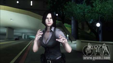 Resident Evil 6 - Helena Usa Outfit for GTA San Andreas third screenshot