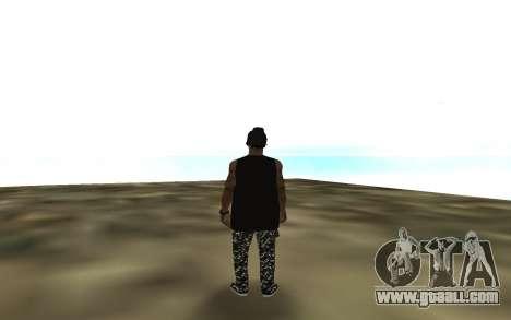 Ballas3 for GTA San Andreas third screenshot
