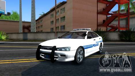 1998 Dinka Chavos Montgomery Police Department for GTA San Andreas