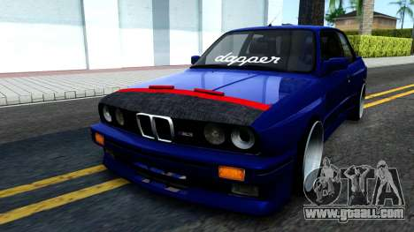 BMW E30 for GTA San Andreas