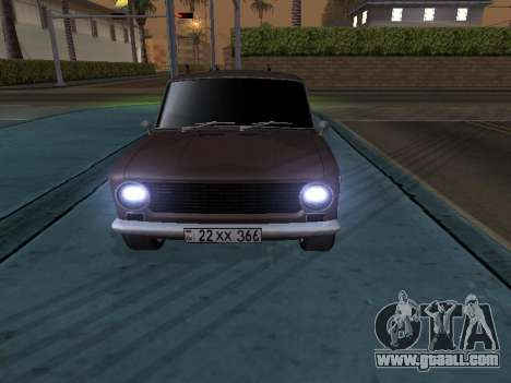 VAZ 2101 Аrmenian for GTA San Andreas left view