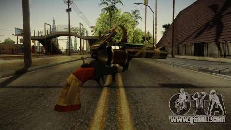 Tool Gun From Garrys Mod for GTA San Andreas third screenshot