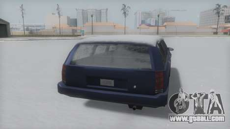 Solair Winter IVF for GTA San Andreas left view