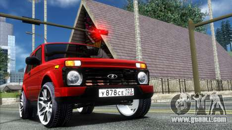 Lada Urban for GTA San Andreas