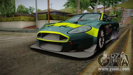 Aston Martin Racing DBRS9 GT3 2006 v1.0.6 YCH v2 for GTA San Andreas engine
