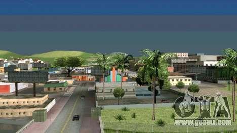 Bright timecyc for GTA San Andreas second screenshot