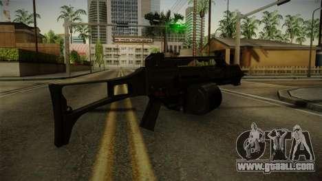 HK G36C v1 for GTA San Andreas third screenshot