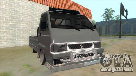 Suzuki Carry Futura Slalom 1.5 V2 for GTA San Andreas