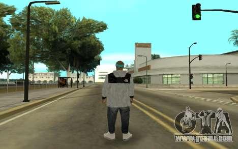 Varios Los Aztecas 2 for GTA San Andreas third screenshot