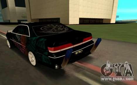 MARK 100 for GTA San Andreas