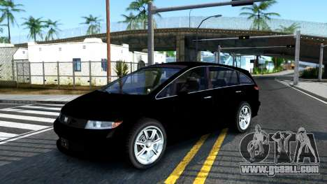 2010 Dinka Perennial Unmarked for GTA San Andreas