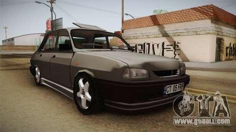 Dacia 1310 Berlina Tunata for GTA San Andreas right view