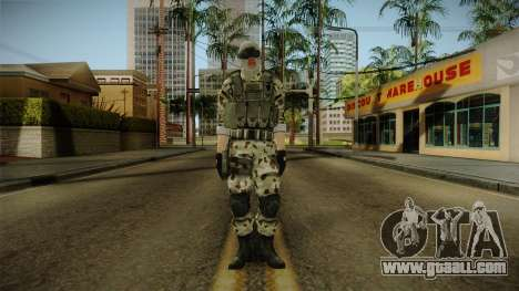 Resident Evil ORC Spec Ops v3 for GTA San Andreas second screenshot