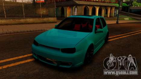 VW Golf 4 for GTA San Andreas