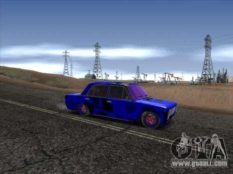 VAZ 2101 BC for GTA San Andreas
