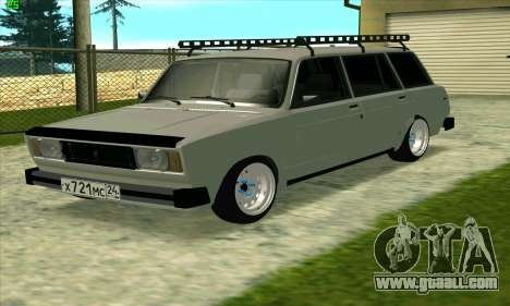 VAZ 2104 Krasnoyarsk BPAN for GTA San Andreas
