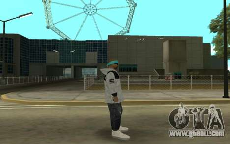 Varios Los Aztecas 2 for GTA San Andreas second screenshot