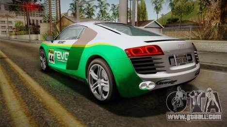 Audi R8 Coupe 4.2 FSI quattro EU-Spec 2008 for GTA San Andreas wheels
