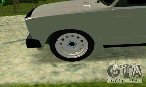 VAZ 2104 Krasnoyarsk BPAN for GTA San Andreas left view