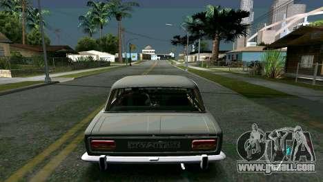 Bright timecyc for GTA San Andreas forth screenshot