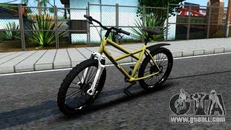MTB Enhance for GTA San Andreas