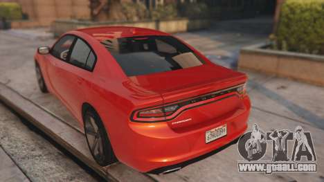 GTA 5 Maibatsu Revolution SG-RX Widebody rear left side view