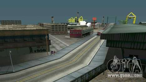 Bright timecyc for GTA San Andreas third screenshot