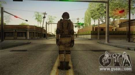 Resident Evil ORC - USS v1 for GTA San Andreas third screenshot