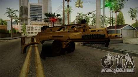 HK G36C v2 for GTA San Andreas second screenshot