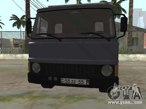Zastava 640 Armenian for GTA San Andreas left view