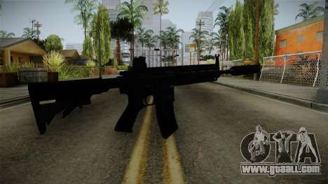 HK416 v3 for GTA San Andreas second screenshot